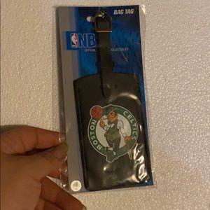 NBA CELTICS Bag Tags